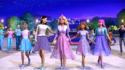 Barbie Princess Adventures Barbie